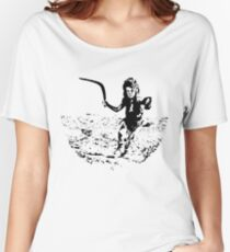 go for it! Women's Relaxed Fit T-Shirt