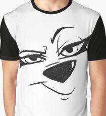 Smirk of the Skunk Graphic T-Shirt