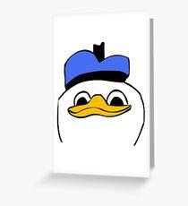 Dolan Duck Greeting Card