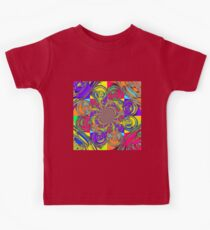 Colourful pattern 2 Kids Clothes
