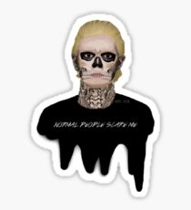 Tate Langdon from American Horror Story - Murder House Sticker