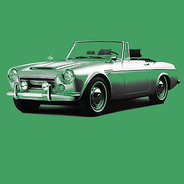 Datsun Fairlady 1967 by tiefholz