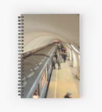 Mini-Metro Spiral Notebook