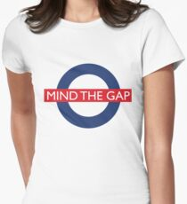 Mind The Gap Women's Fitted T-Shirt