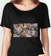 Anime mix - All Animes Women's Relaxed Fit T-Shirt