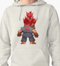 Puzzle Demon Pullover Hoodie