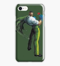 Dudley - Street Fighter iPhone Case/Skin