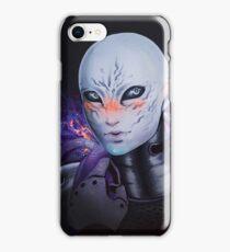 Tali Unmasked iPhone Case/Skin