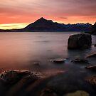Elgol Rocks by Grant Glendinning