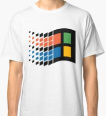 Windows 95 Logo Classic T-Shirt