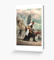 Core Rulebook: Cover Greeting Card