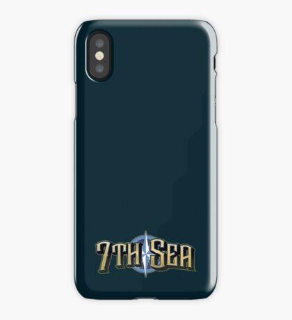 7th Sea Logo iPhone Case