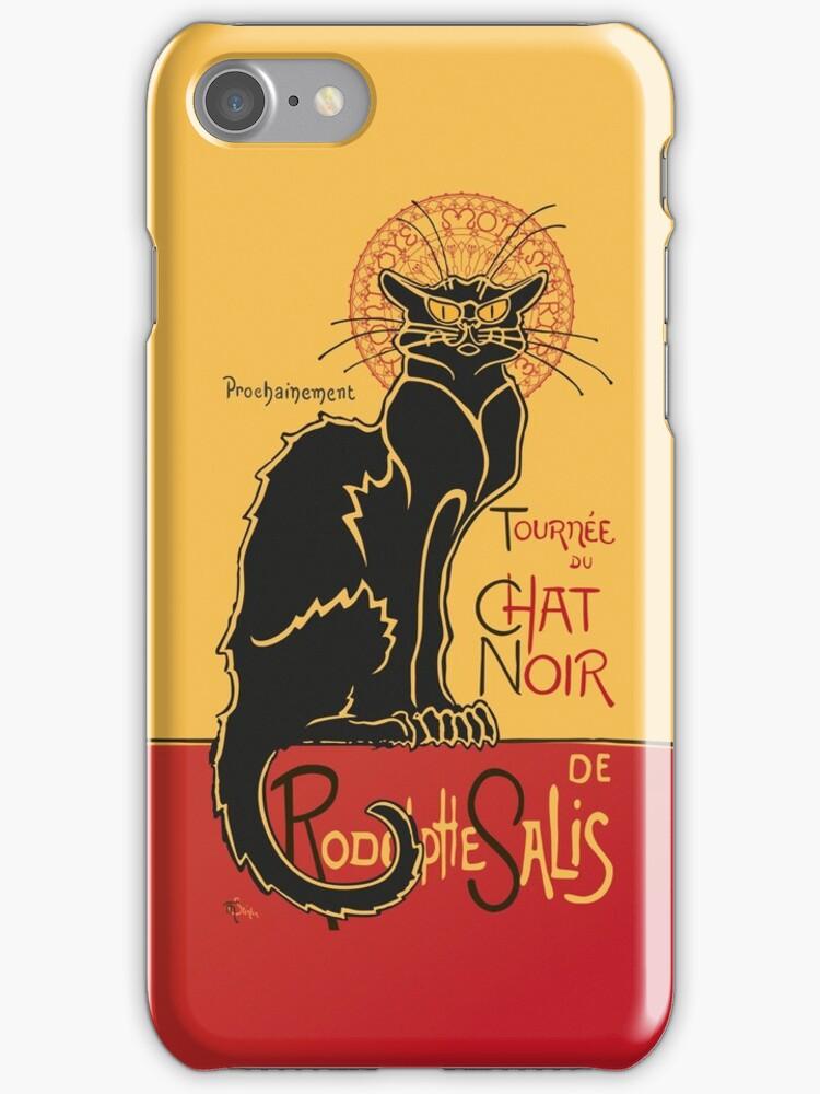 Tournée du Chat Noir - The Black Cat Tour (v3) by RochVanh