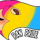 Pride Lions: Pansexual by Nicholas King