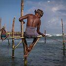 The Stilt Fisherman by EveW