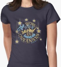 Empire of Storms - Dreamers Women's Fitted T-Shirt