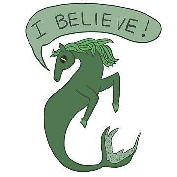 Kelpie - I Believe! by moogfox