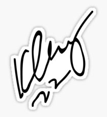 USWNT KLING SIGNATURE Sticker