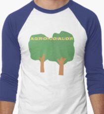 Algernon Cadwallader Men's Baseball ¾ T-Shirt