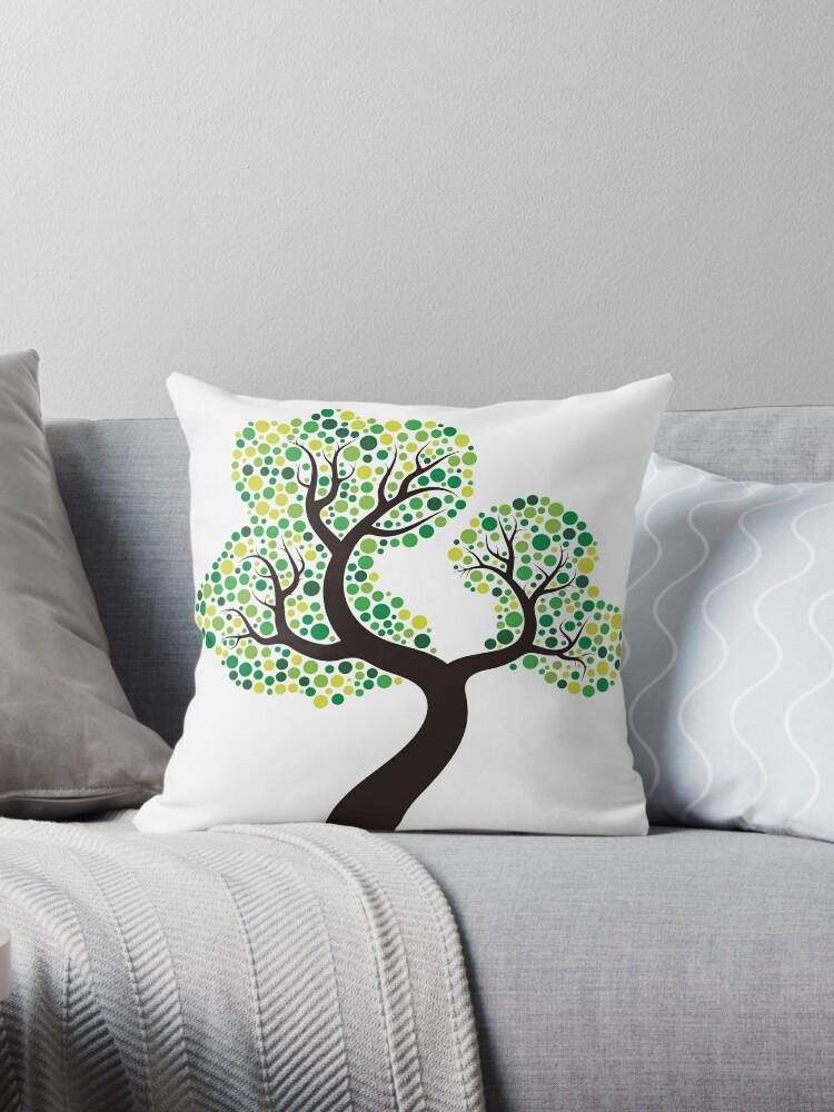 « Colorful tree, colouring art » par artherapieca