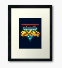 Out of the Closet Since the 1980's Framed Print