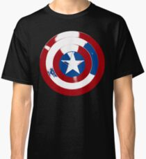 Cap's Shield Classic T-Shirt