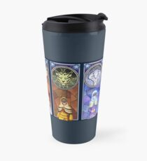 Which side does your heart belong to?... Travel Mug
