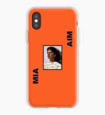 MIA - Ziel iPhone-Hülle & Cover