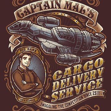 Capt. Mal's Cargo Delivery by Bamboota