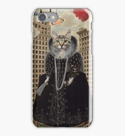 Lost In The City -- Animal Collection iPhone Case/Skin
