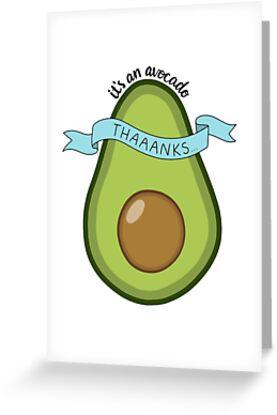Its an avocado! by katielavigna