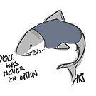Shark!Erik by mcfoily