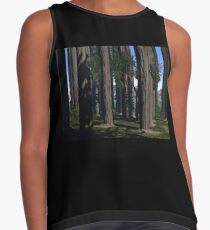 Can't See the Forest for the Trees Contrast Tank