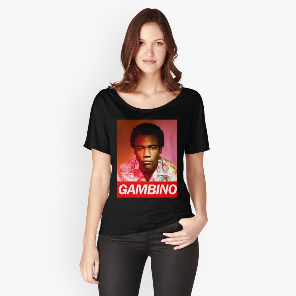 Gambino Loose Fit T-Shirt
