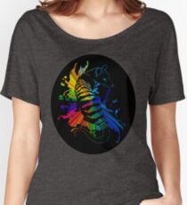 Rainbow Thylacine Women's Relaxed Fit T-Shirt