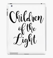 Children of the Light iPad Case/Skin