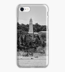 Eaton's Neck Light iPhone Case/Skin