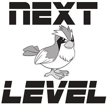 """Next Level"" Pidgey  by Blankinspace"