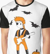 Halloween Jack Graphic T-Shirt