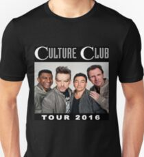 WORLD TOUR CUTURE CLUB  T-Shirt