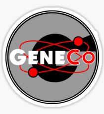 GeneCo Logo Erholung Sticker