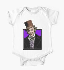 Gene Wilder One Piece - Short Sleeve