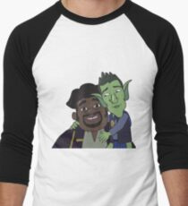 HarmonQuest: Rib Sanchez and Boneweevil T-Shirt