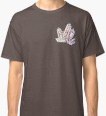 Galaxy Crystal Graphic Classic T-Shirt