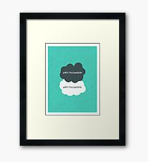 Wifi Password Framed Print