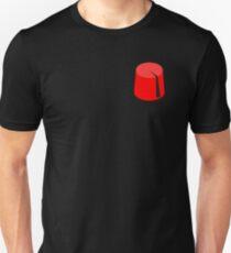 Red Fez of the Moors | Moorish American Clothing Unisex T-Shirt