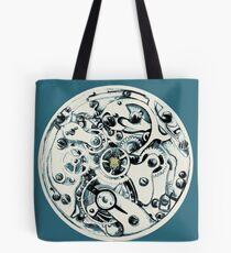 Clockwork Pineapple Tote Bag
