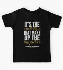 Small Steps Big Picture T-shirts & Homewares Kids Tee
