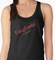 True Blood - Fangtasia, where drinking & biting mix! Women's Tank Top