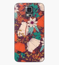 Botanical pattern 010 Case/Skin for Samsung Galaxy
